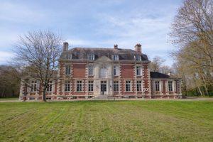 Chateau near Beaumont-le-Roger