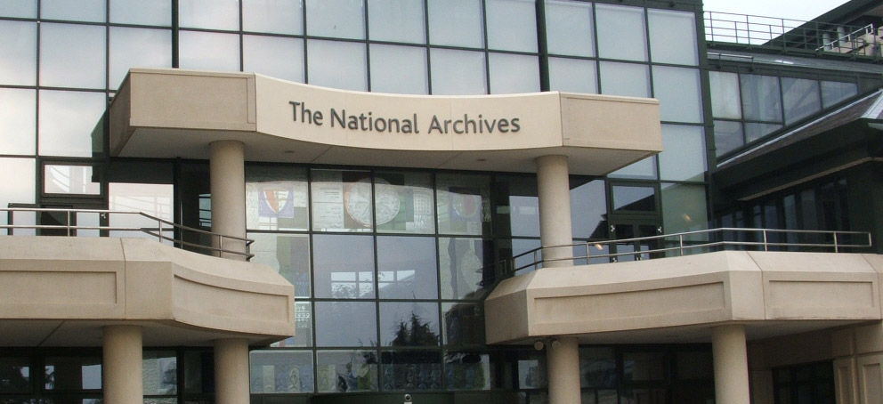The Value of the National Archives in Researching the Luftwaffe