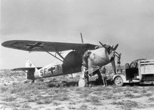 Hs 126 5F + FK, 1941