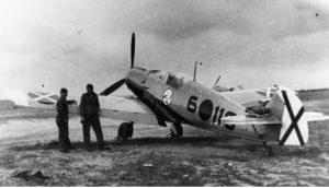 Siebelt Reents aircraft