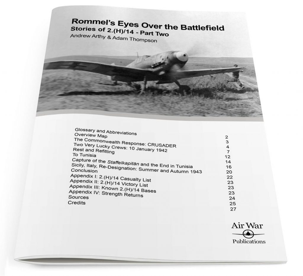 Rommel's Eyes Over the Battlefield – Part Two
