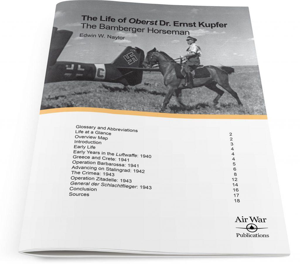 The Life of Dr Ernst Kupfer