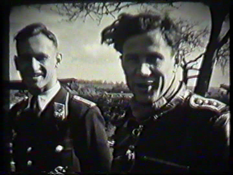Fritz Schröter and Kurt Bühligen