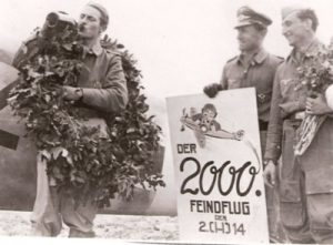 2000th mission celebration