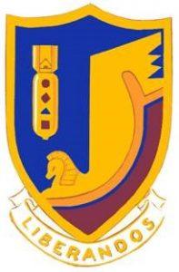 Emblem of the 376th BG