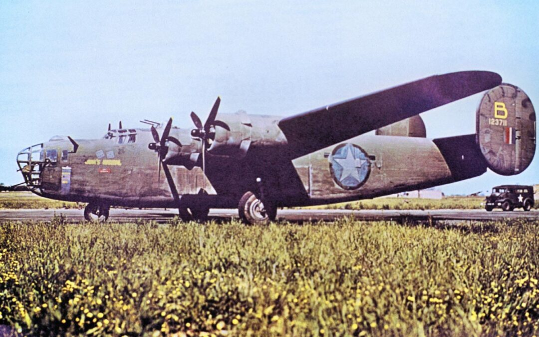 The Liberator Debuts with the Mighty Eighth Air Force – 9 October 1942
