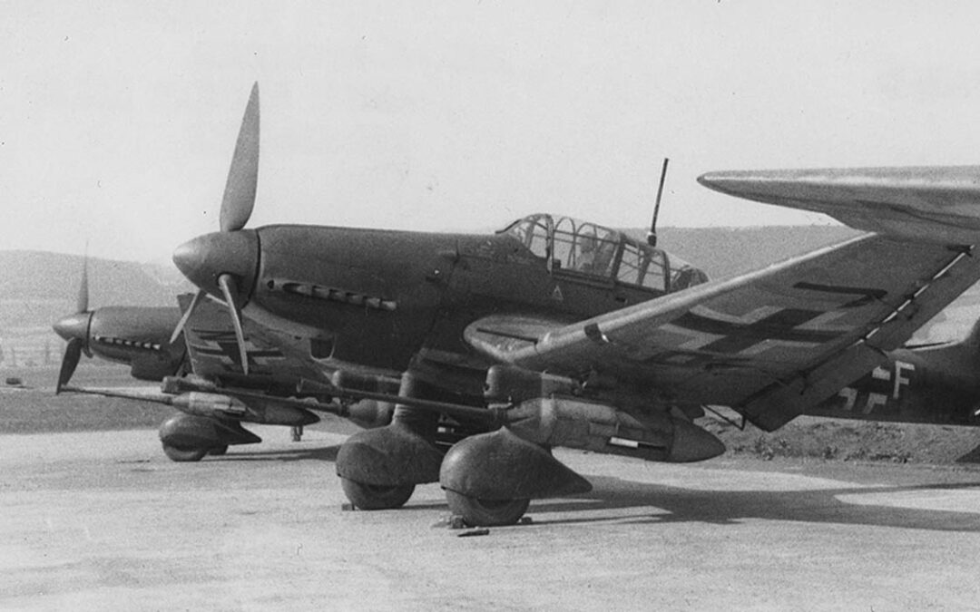 Late-War Ju 87 G Operations