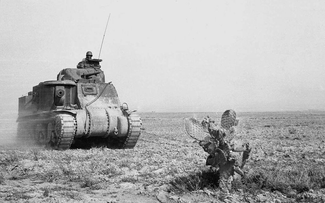 Reconnaissance Unit 1.(F)/121 at Kasserine, February 1943