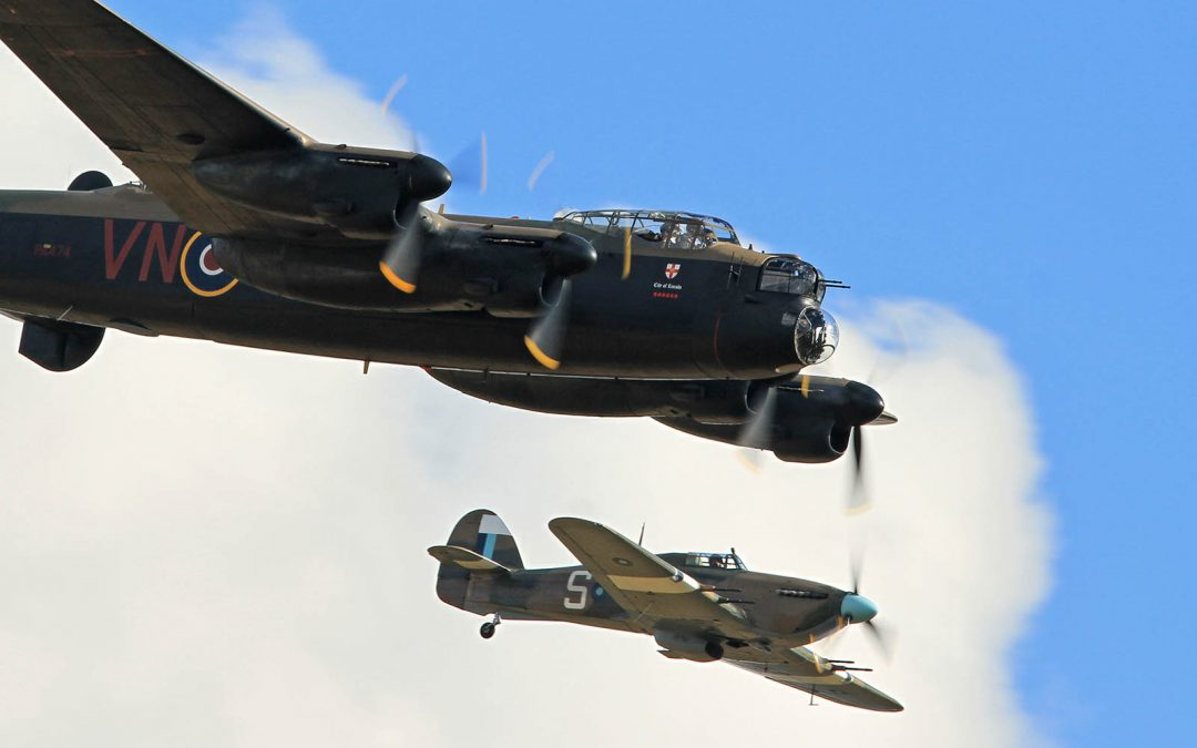 100 Year Anniversary for the RAF and Battle of Britain Airshow 2018