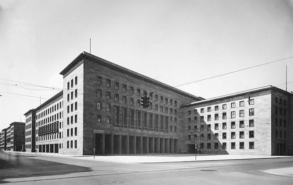 RLM Berlin - December 1938
