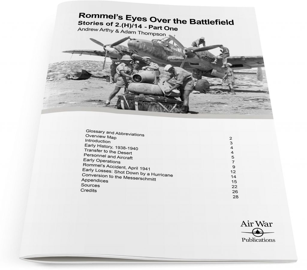 Rommel's Eyes Over the Battlefield – Part One