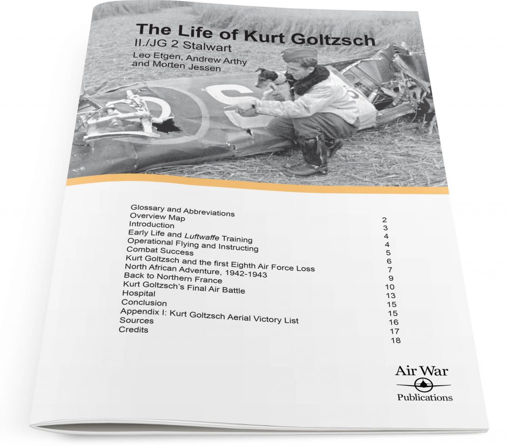 The Life of Kurt Goltzsch